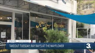 Ray Ray's at the Mayflower