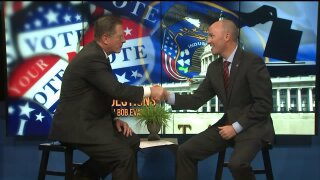 3 Questions With Bob Evans: Lt. Governor SpencerCox