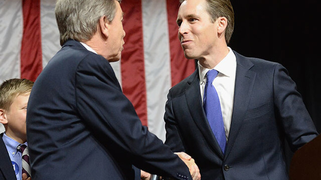Hawley: Law prohibiting politics at the pulpit should change