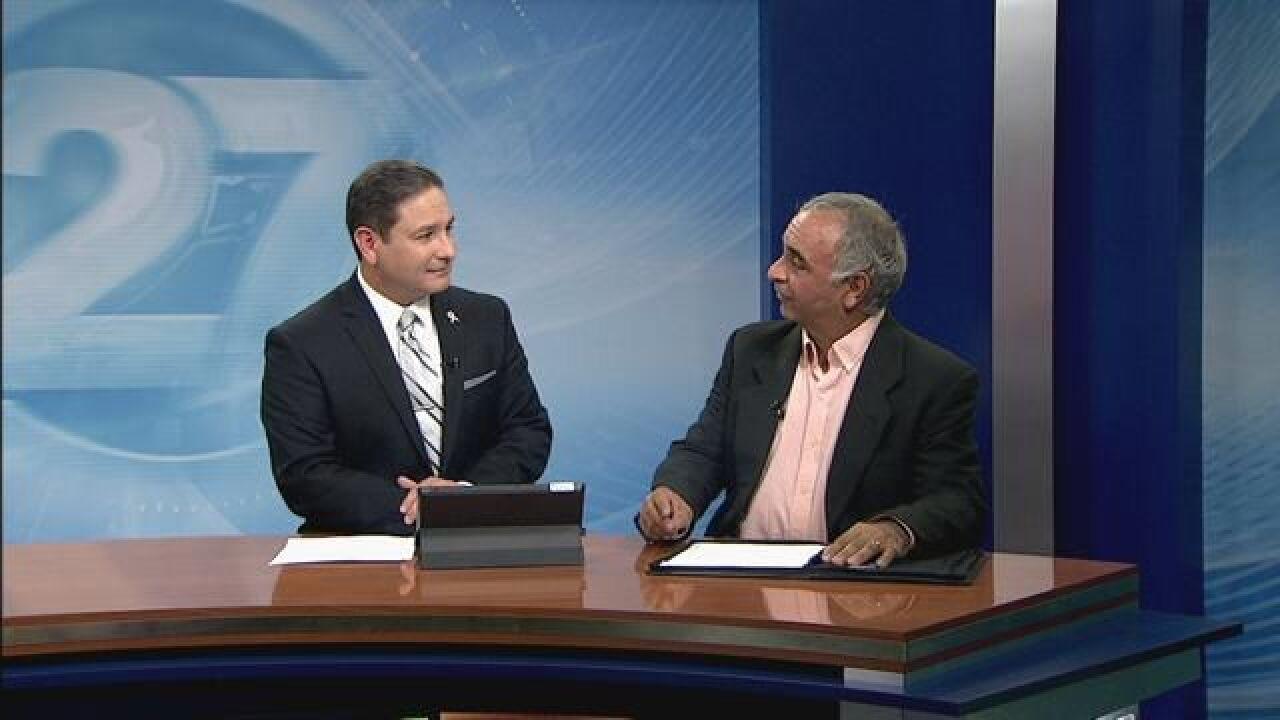 WTXL Political Contributor Talks Trump Tactics in Tallahassee