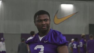 Jacoby Stevens LSU Football