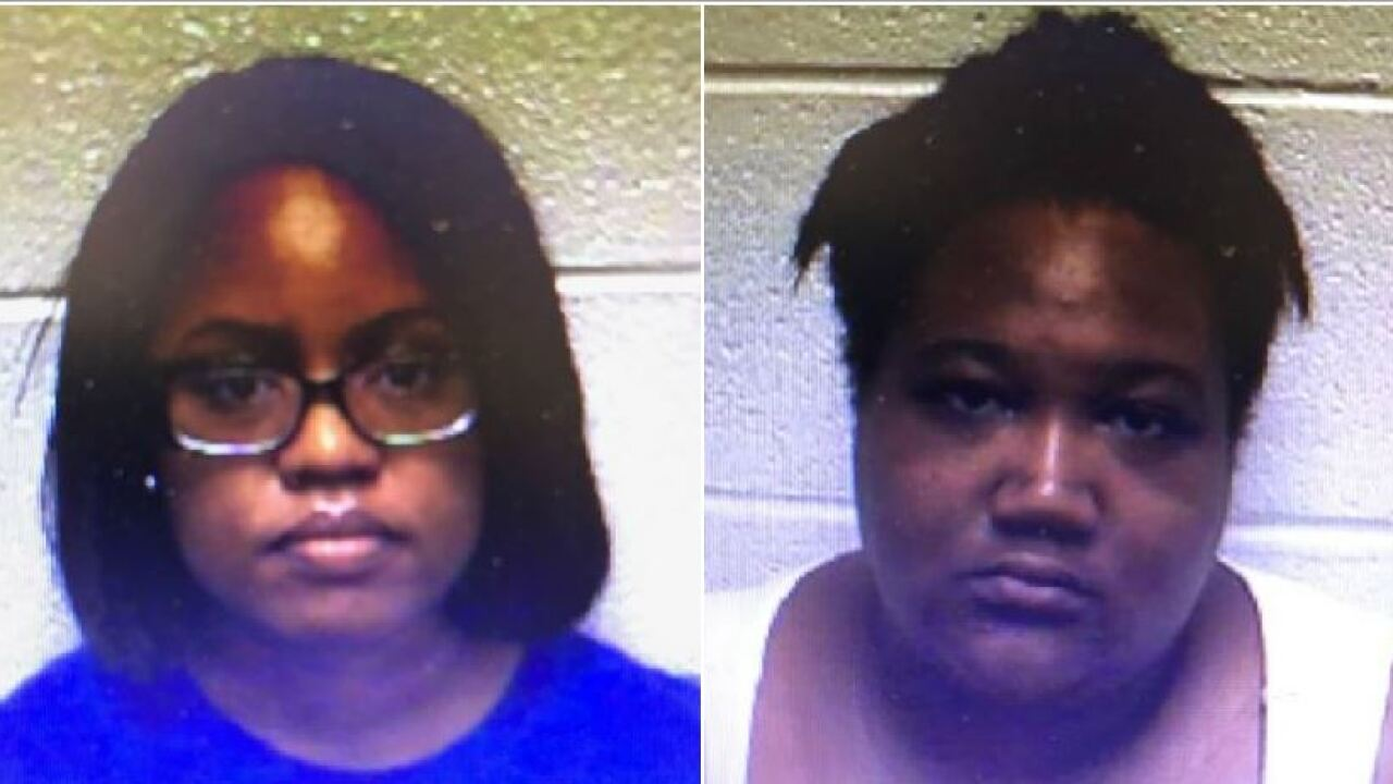 Child care workers charged with crimes against children