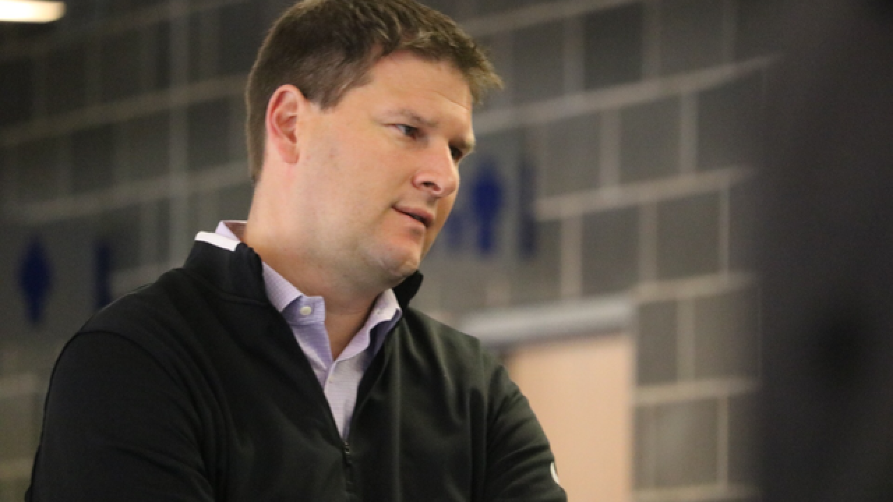 Botterill & Housley happy with development camp