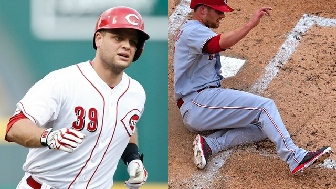 Fay: Clean bills of health for Cozart, Mesoraco