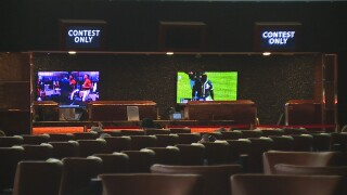 Nevada books try to take lead on sports betting