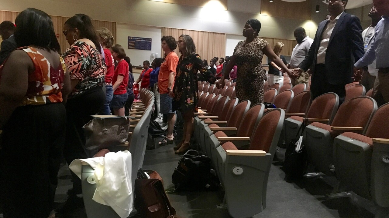 As Virginia grapples with gun violence, school district seeks solutions