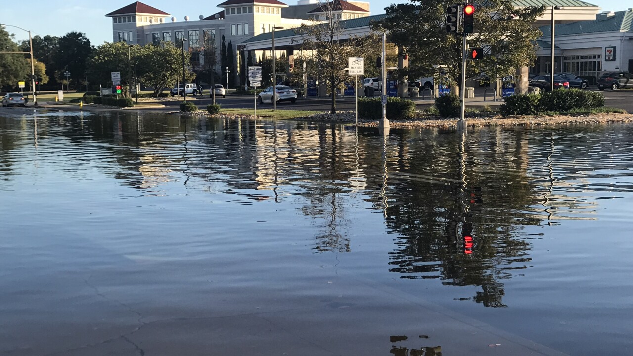 Photo gallery: October tidal flooding in Hampton Roads and NE N.C.