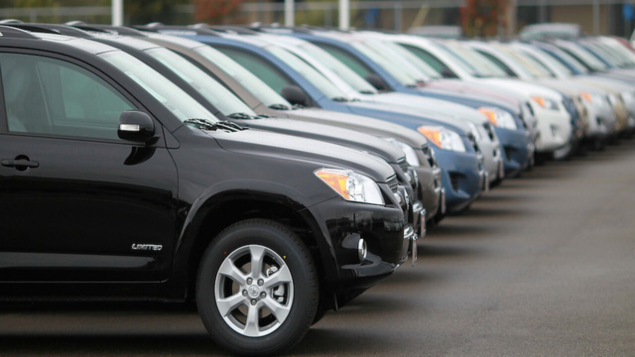 Americans are going deeper into debt to buy cars