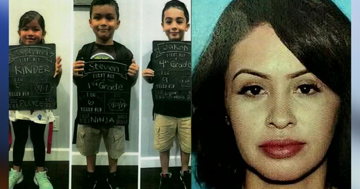 Missing Sylmar woman, 3 kids located in San Diego