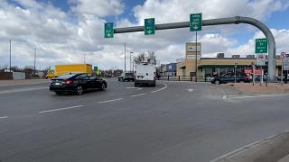 Pecos Roundabout