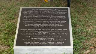 AFRICAN AMERICAN GRAVE