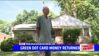 Problem Solved: Man's home saved from foreclosure; $2,500 returned