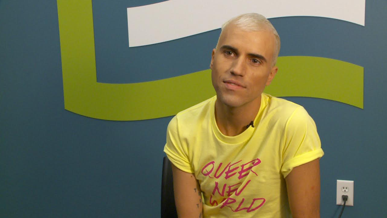 Neon Trees singer Tyler Glenn talks about being gay and Mormon ahead of Equality Utahevent