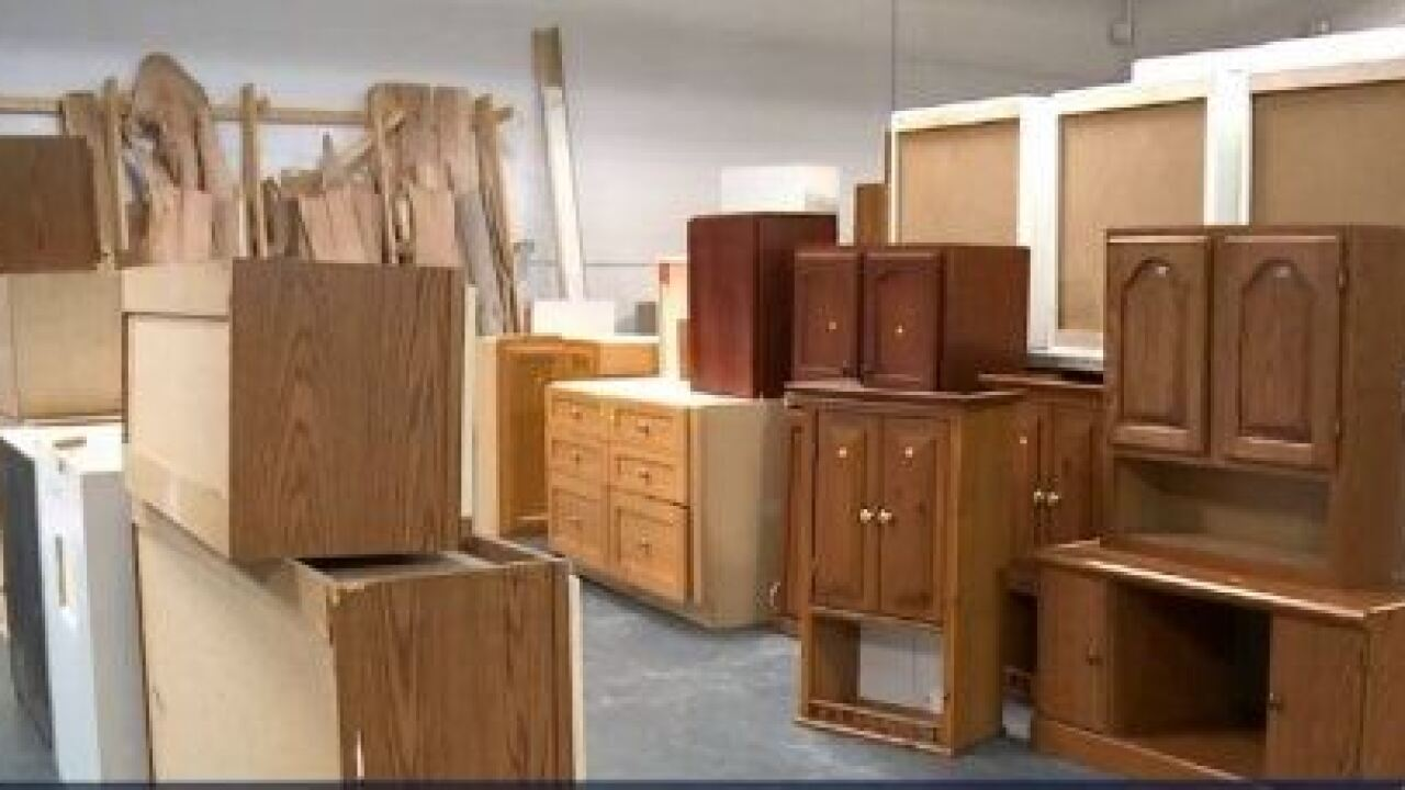 Spend less on your home renovation project with items at Habitat Kent ReStore