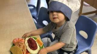 Coach Stoops To Give Game Ball To Family Of 4-Year-Old Marco Shemwell