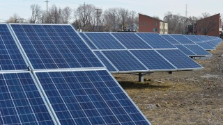 Grand Rapids to explore solar power for waste water facility