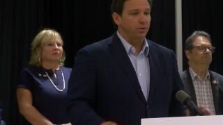 Florida Gov. Ron DeSantis' office calls Palm Beach County's school mask mandate 'disappointing'