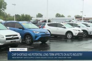 Chip shortage has potential long-term effects on auto industry