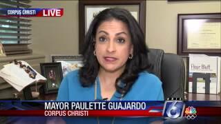 Mayor Paulette Guajardo