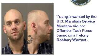 BOLO Alert – Wanted In Montana: Christopher Scott Young