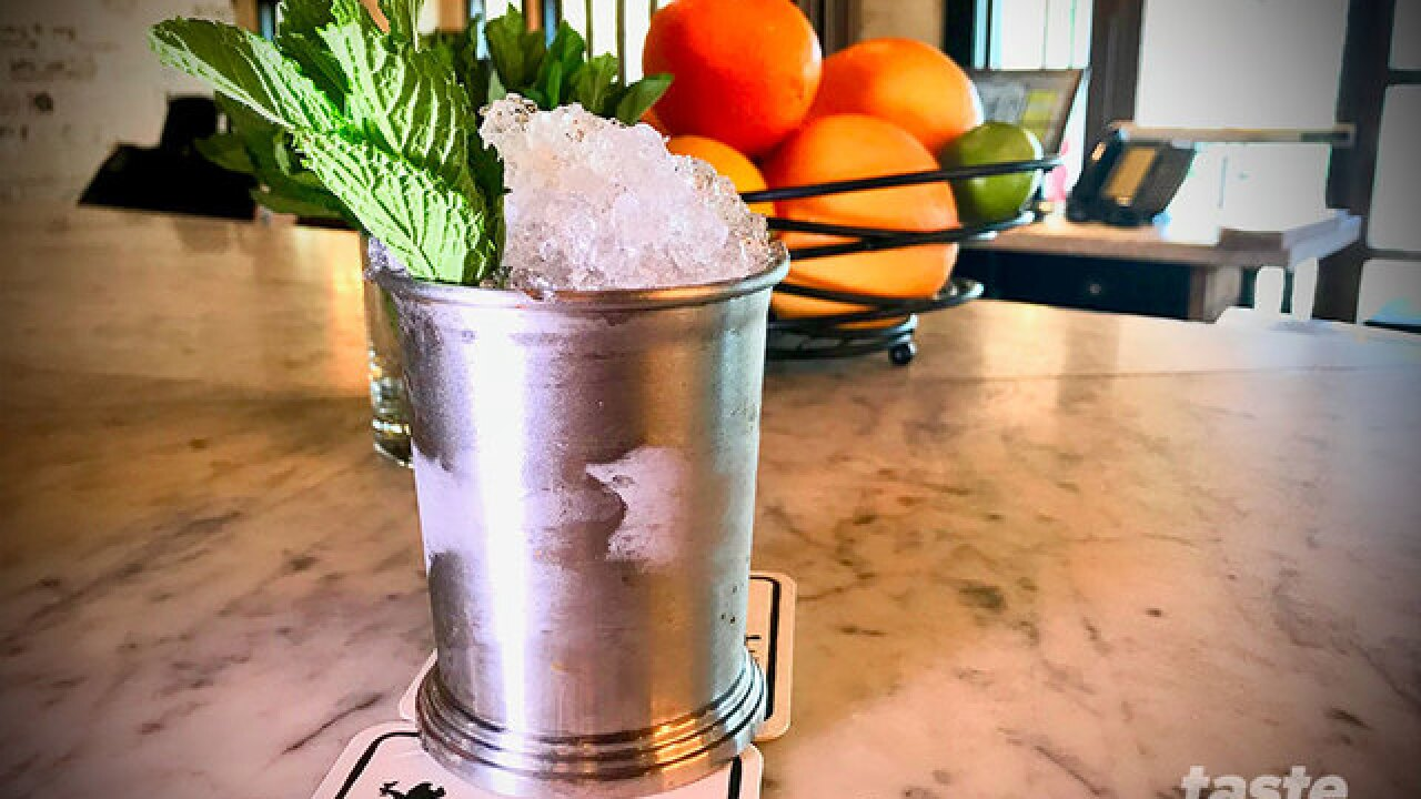 How to make the perfect Mint Julep for the Kentucky Derby