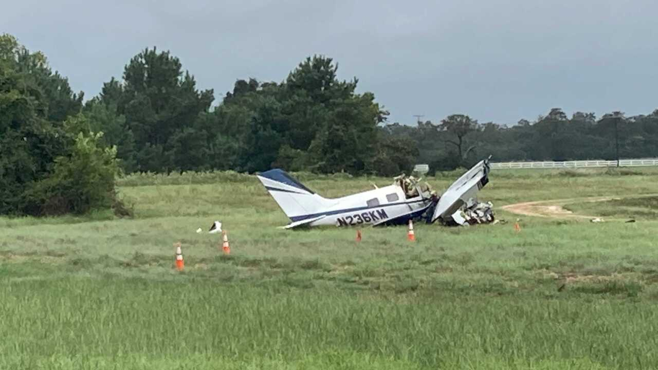 Four dead in Leon County plane crash