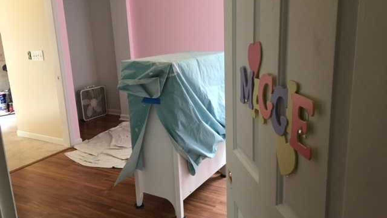 Volunteers Design Special Room For Girl Who Lost Her Mom In A Car Crash