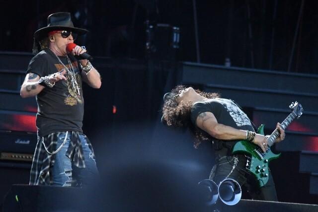 PHOTOS: Guns N' Roses: Not in this Lifetime Tour