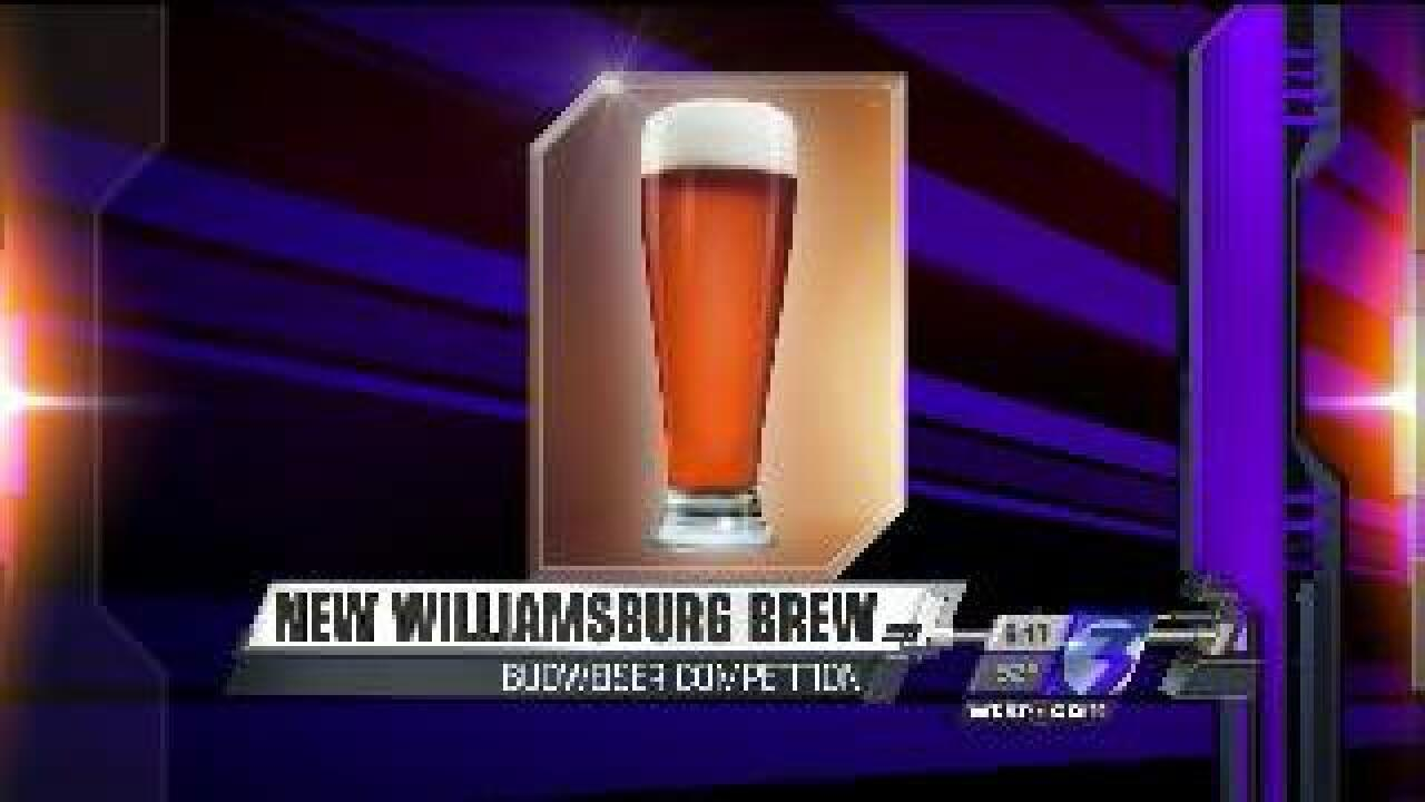 Williamsburg's specialty beer to compete in brewing competition