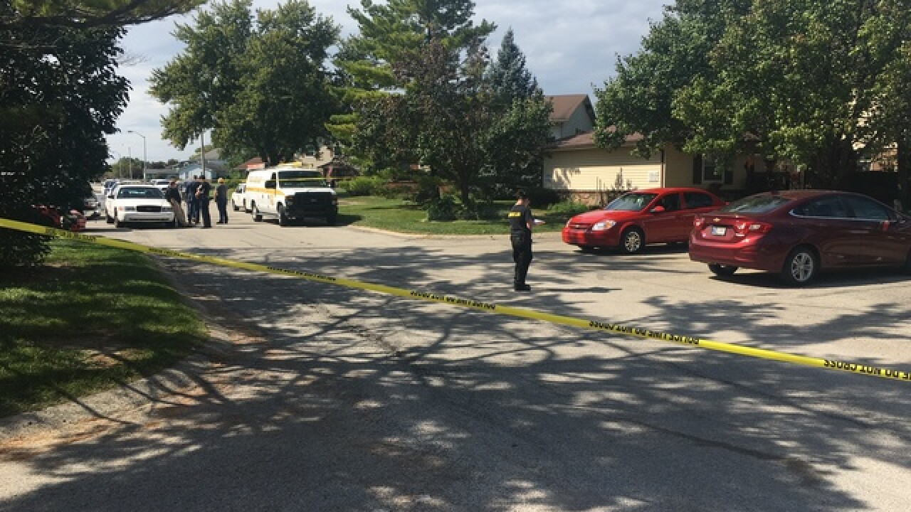 Man shot and killed on Indy's northeast side