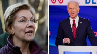 Sen. Elizabeth Warren endorses Joe Biden