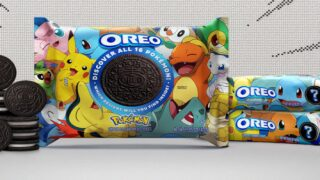 Oreo Has A New Line Of Pokémon Cookies So You Can Catch 'em All