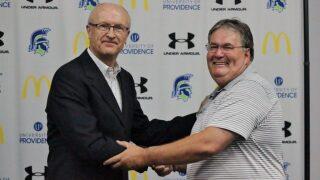 """Jim """"Sarge"""" Sargent named Providence Sports Information Director"""