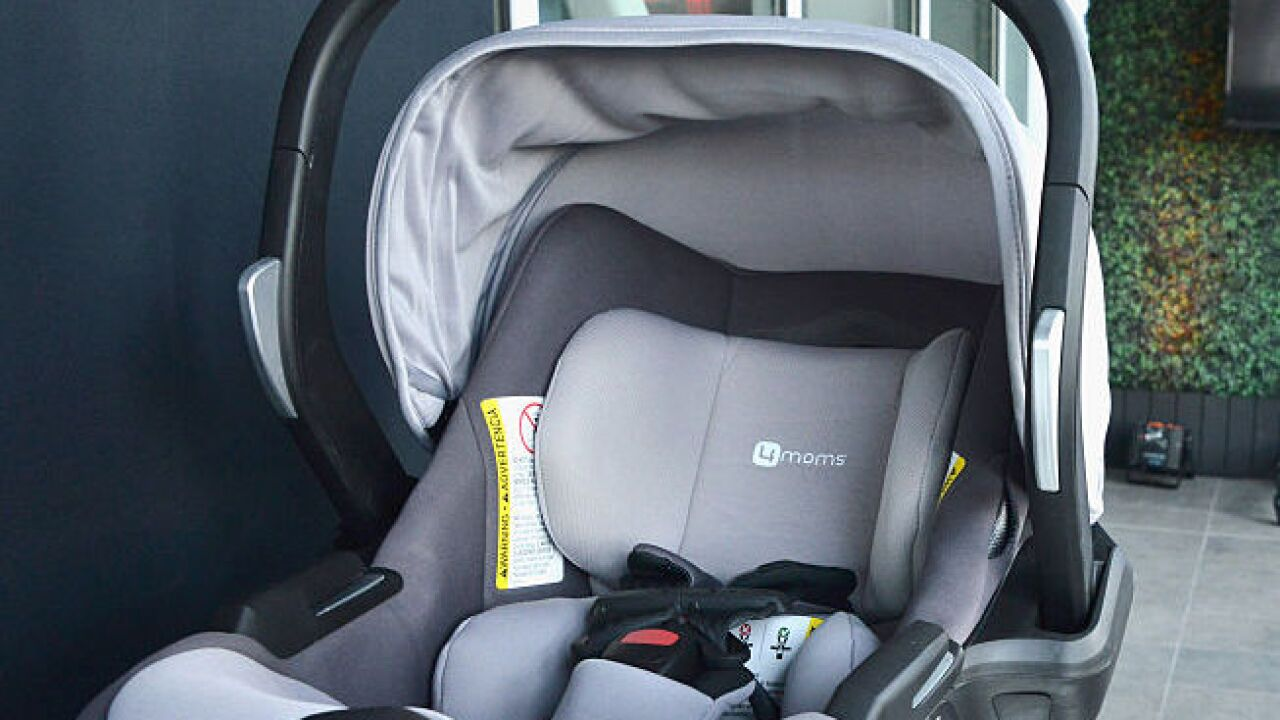 Make sure your child is riding in the right car seat