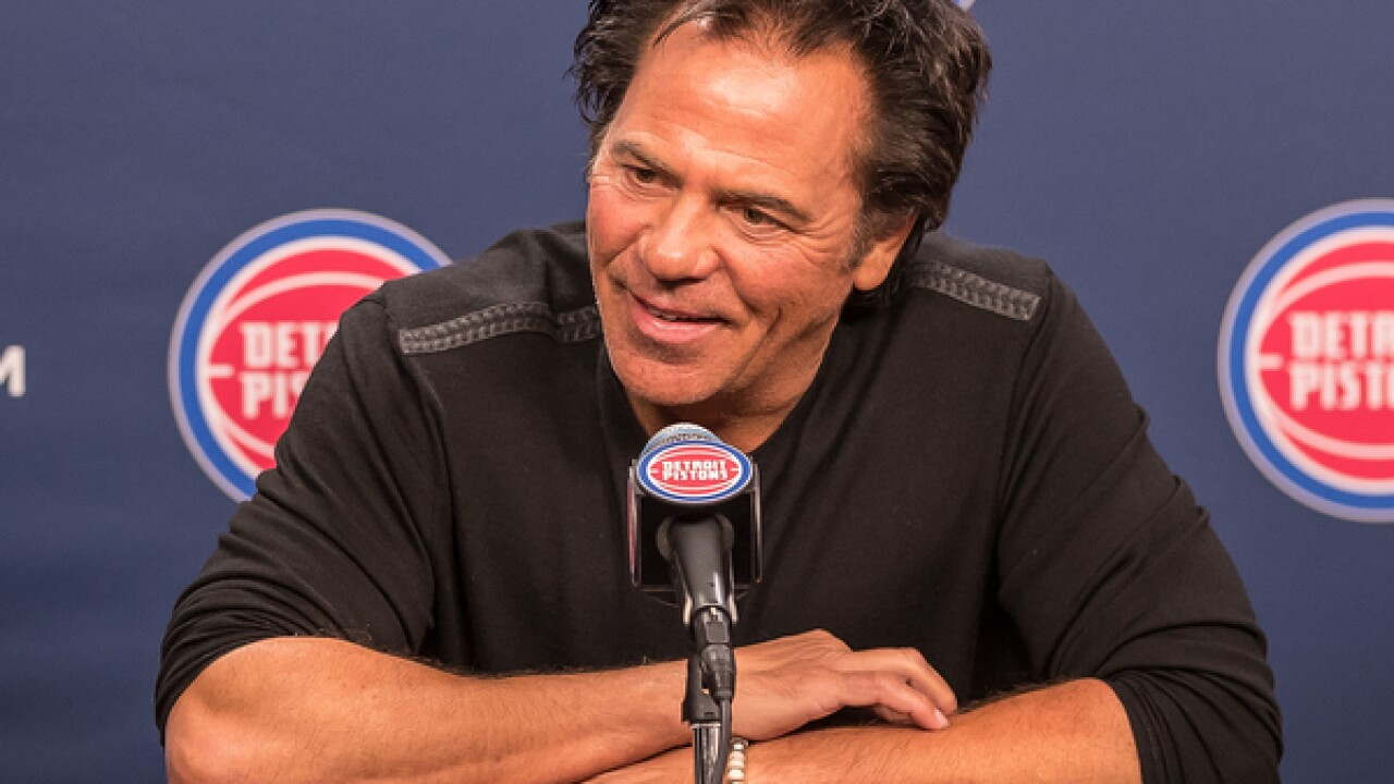 Tom Gores discusses Stan Van Gundy's future with Pistons