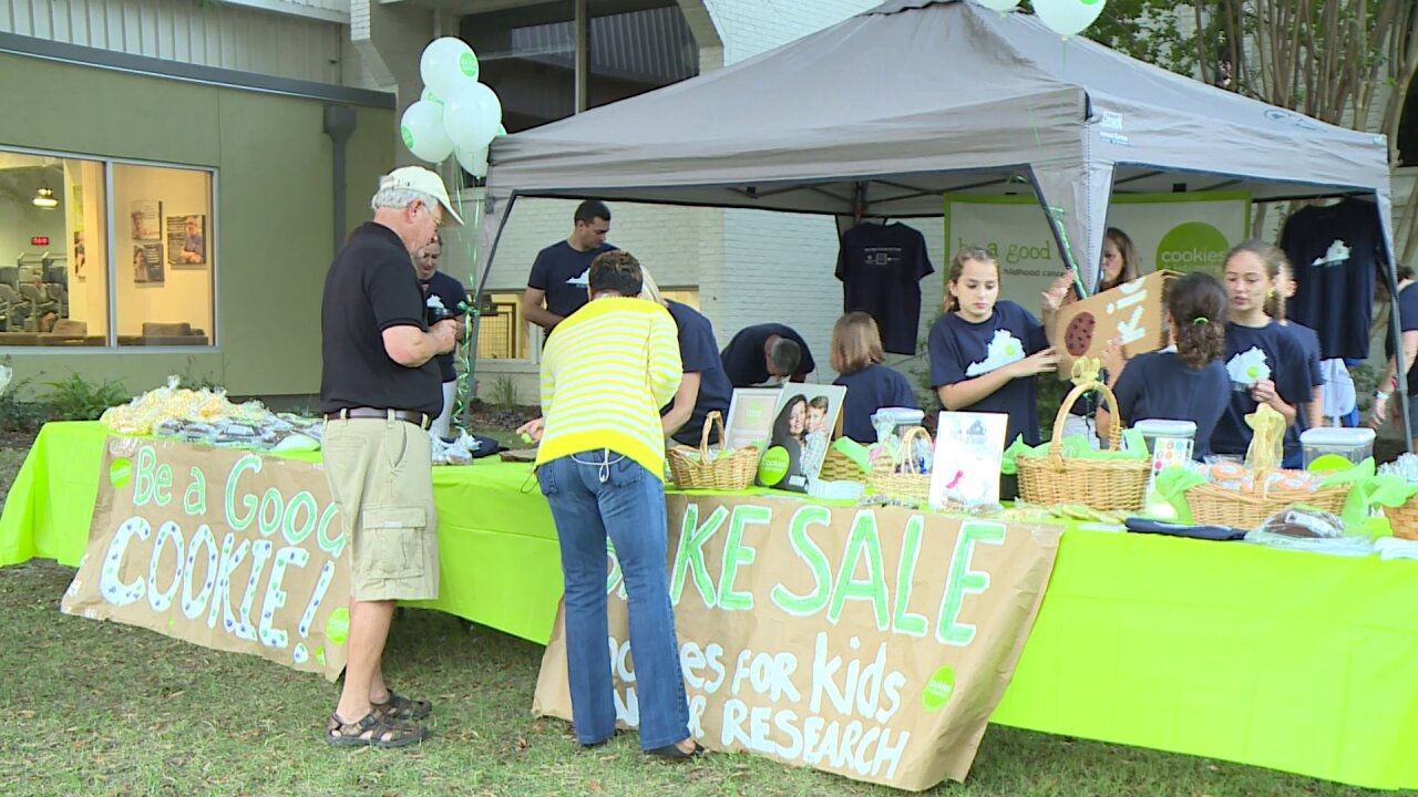 How buying these cookies in Richmond helps kids with cancer