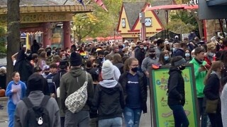 Some Lagoon attendees concerned over weekend crowding; Park responds
