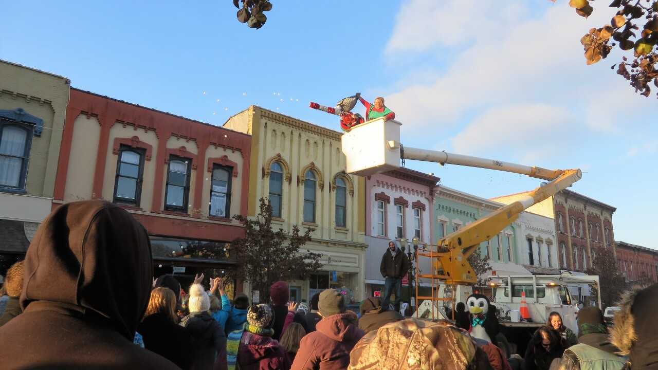 Portland Holiday Fest Ushers In The Holiday Season