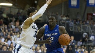 Creighton's Khyri Thomas taken by 76ers in 2nd round of NBA Draft, traded to Pistons