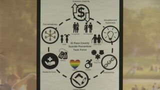 El Paso County Suicide Prevention Task Force presents five-year-plan
