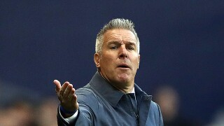 New England Revolution v Sporting Kansas City Peter Vermes