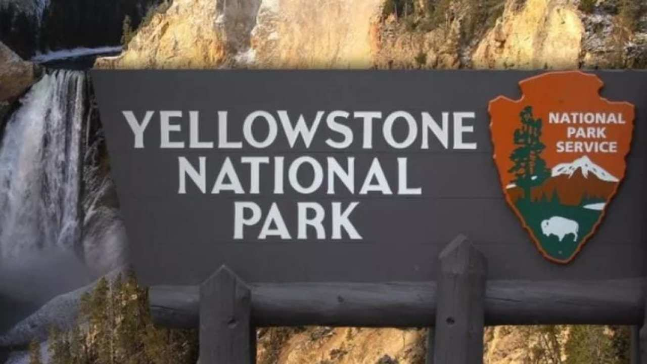 Two men sentenced for walking near Old Faithful in Yellowstone National Park