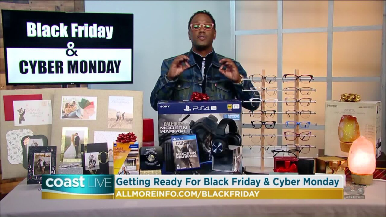 Preparing for Black Friday and Cyber Monday on CoastLive
