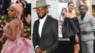Celebrities Kevin Hart, Nicki Minaj, Usher all welcomed babies into the world this week