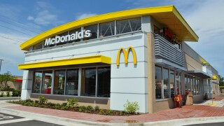 McDonald's is giving free meals to healthcare workers and first responders