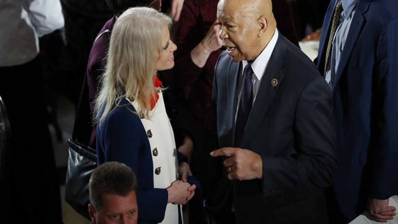 Cummings: Trump made up a story about me