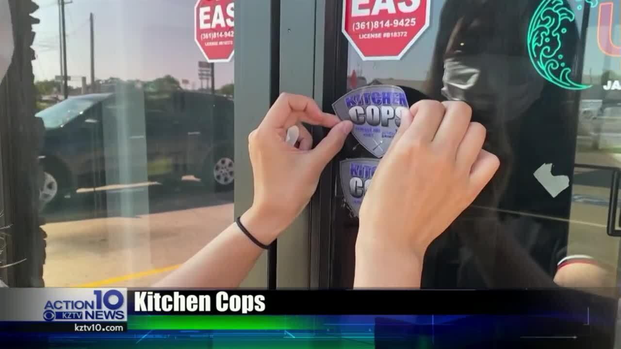 Ten restaurants earn perfect scores in this week's Kitchen Cops