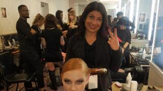 Killeen Hairstylist heads to New York Fashion Week