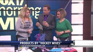 Products invented by HockeyWives