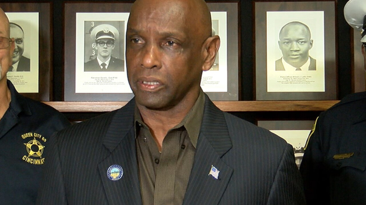 State Sen. Cecil Thomas says rainy day fund should pay for police protective vests